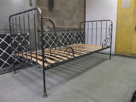 Wrought Iron Single Bed Frame Wrought Iron Single Bed Frame Wrought Iron Single Bed Ironart Of Bath Interior Design