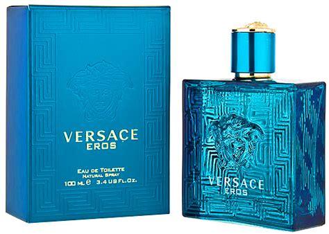 Original Parfum Eros 100ml Edt versace eros eau de toilette