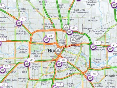 houston map of high water houston map of high water maps of usa