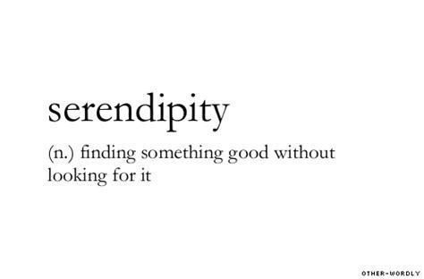 effective biography definition serendipity vocab writing pinterest serendipity