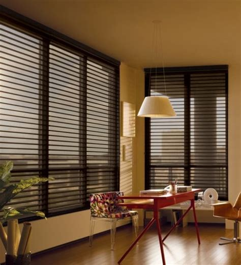 Office Supplies Nantucket Douglas Motorized Nantucket Window Shadings In