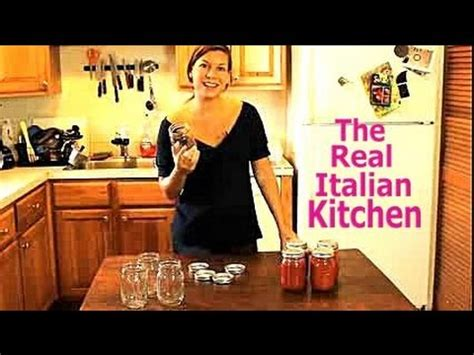 Fratelli S Italian Kitchen by How To Sterilize Jars Real Italian Kitchen