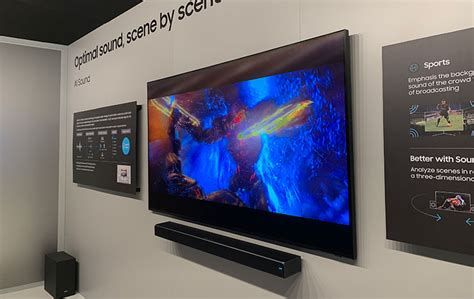 samsung s 2019 4k tvs get a new quantum processor ai powered sound and and