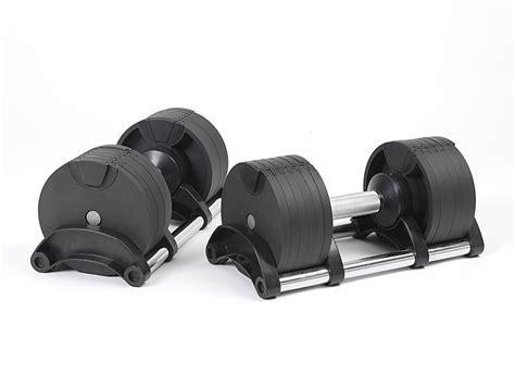 Dumbell Kettler 2 Set 20 Kg Flexbell 2 20kg Adjustable Dumbbell Set