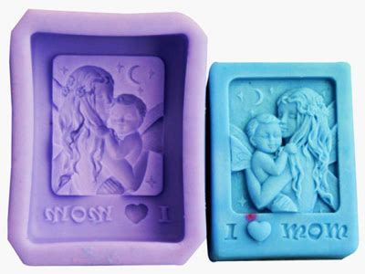 Cetakan Silikon Silicone Mold R7 mpk soap 174 soap supplies silicone loaf bread baking bar soap molds tray soapmaking pottery diy