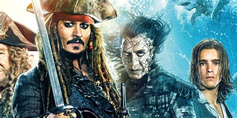the pirates of the caribbean series pirates of the caribbean dead men tell no tales 2017