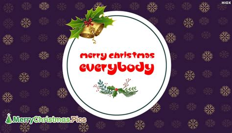 Merry Everybody Images