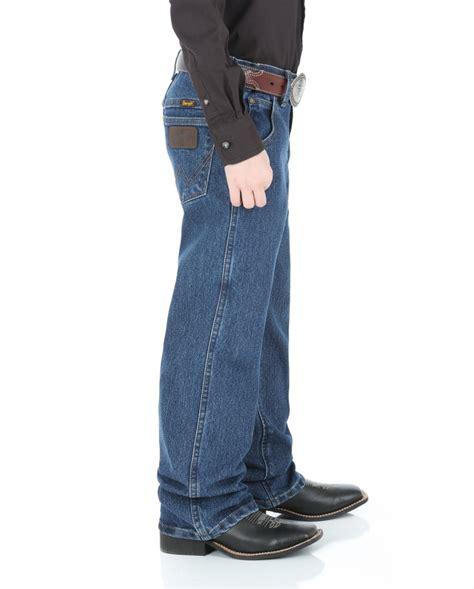 wrangler comfort jeans wrangler 174 boys advanced comfort cowboy cut jeans fort
