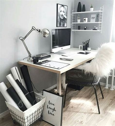 Office Desk Pinterest 17 Best Ideas About Workspace Desk On Pinterest Vintage Desks Desks And Desk Space