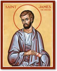 St james the greater icon