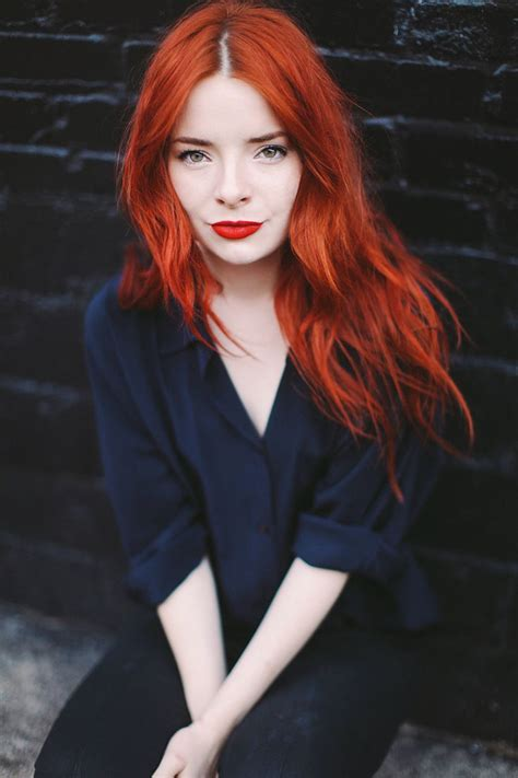 red hair color 2017 red hair colors for your skin tone best hair color