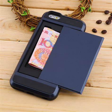 credit card iphone stand template oyster credit card holder pocket shockproof cover