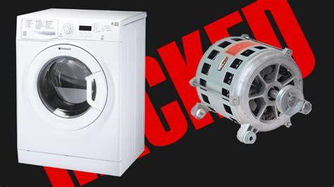 reusing motors from washing machines hackaday