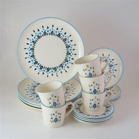 vintage china vintage dinnerware set service for 5 mar crest swiss