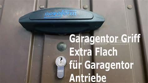 garagentor griffgarnitur tor griff komplett neu siebau novoferm schwingtore 80197010