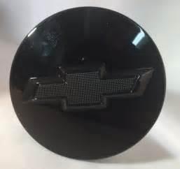 2015 silverado 1500 center caps black black logo set of 4