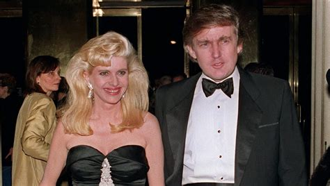 donald trump first wife ivana trump donald s 1st wife photos you need to see