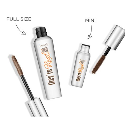 Ready Stock They Re Real Tinted Primer Size they re real tinted eyelash primer benefit cosmetics