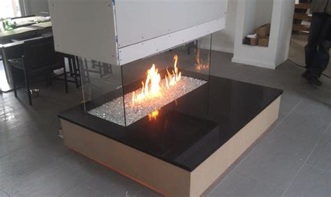 Fireplace Window by Fireglass Fireplace Indoor Fireplaces