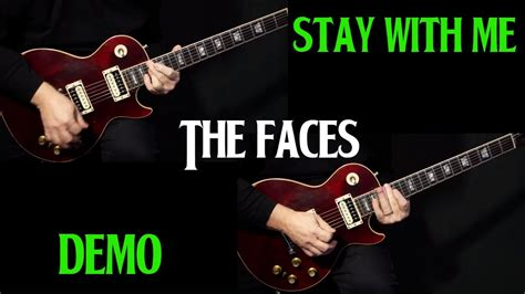 stay with me guitar tutorial how to play quot stay with me quot on guitar by the faces