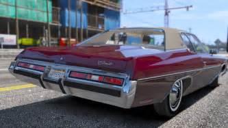 1972 Chevrolet Impala Chevrolet Impala 1972 Gta5 Mods