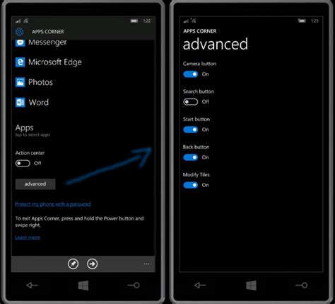 apps for windows mobile how to setting up apps corner windows 10 mobile how to