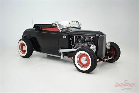 Ford Rod by 1932 Ford Deuce Rod Chion Motors International L