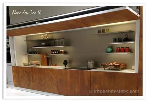 hide the kitchen warendorf hidden kitchen receives