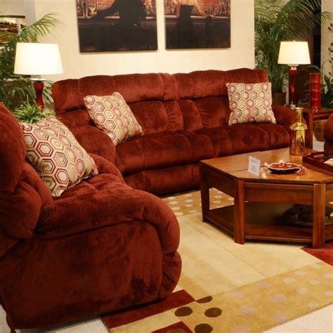 Fabric Reclining Sofa Sets Catnapper Siesta Lay Flat 2 Reclining Fabric Sofa Set In Wine 176 12 072 1460178325 Pkg