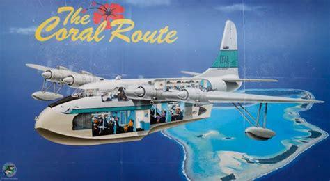 flying boat tour de france tasman empire airways limited teal warbirds news