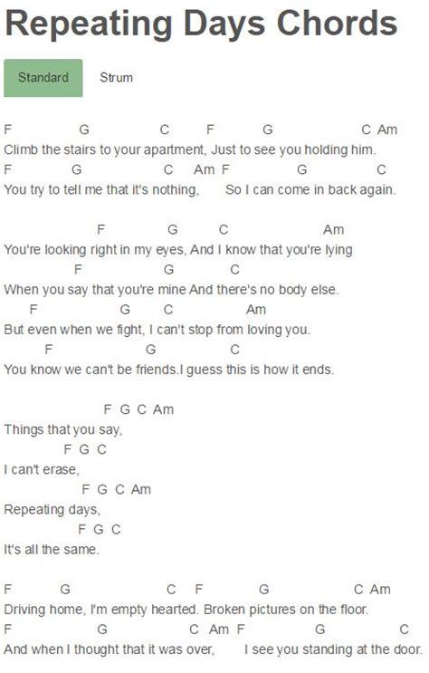 Pattern Repeating Lyrics | 17 best r5 images on pinterest sheet music lyrics and