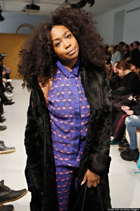 Fashion Week Fall 07 Aquascutum Second City Style Fashion by You Probably Don T Rising R B Sza Yet But You