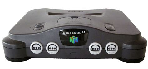 nintendo 64 console the n64 is nintendo s 3rd console and the last to