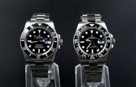 Rolex Submarine 2 rolex gmt master 2 submariner