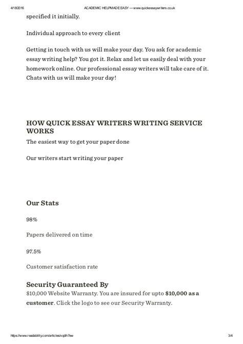 Easy Essay by 123 Easy Essay
