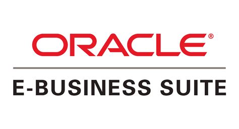 Oracle Mba by Oracle E Business Suite Logo Ai All Vector Logo