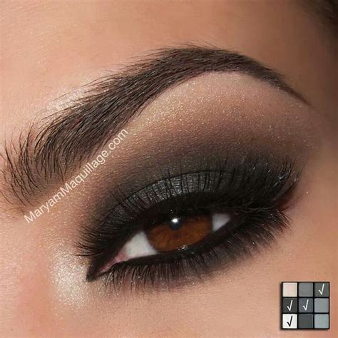 Eyeshadow Wardah Smokey smokey eye for brown eyes makeup smokey eye makeup pandora jewelry and