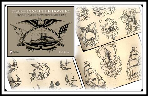 tattoo flash from the bowery tattoo library tattoo history bicknee tattoo supply