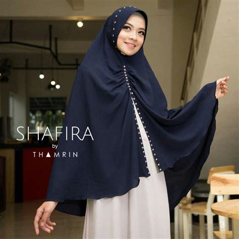 Khimar Syar I jilbab khimar syar i shafira modis 2018 simple pet