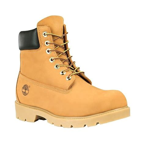 timberland mens icon 6 inch work construction boots style