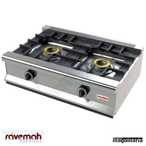cocinas de sobremesa cocina gas sobremesa 2 fuegos svcm552s estructura de acero