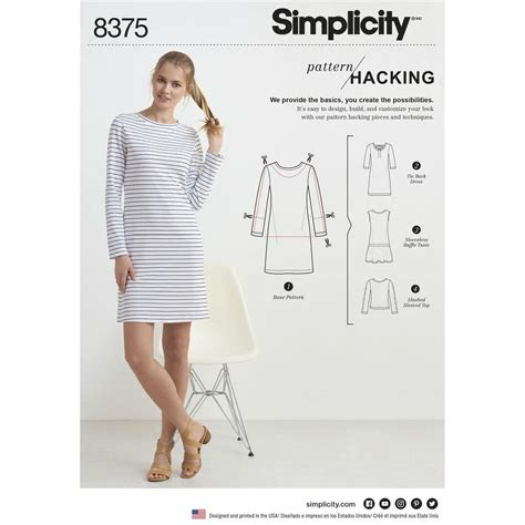 t shirt dress pattern simplicity new summer patterns weallsew