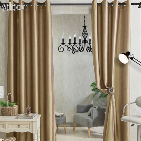 ready made draperies window treatments solid color ready made curtains window shades imitation