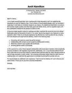 Bakery Assistant Cover Letter by General Customer Service Cover Letter