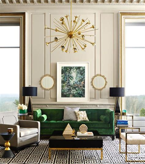 Emerald Living Room by How To Mix Match Emerald Green Into Your Dreamy Home