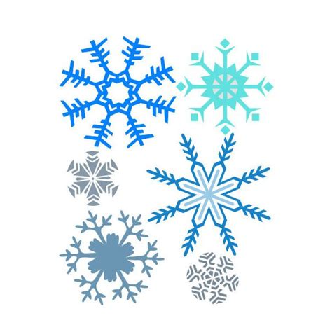 templates for snowflakes snowflake template clipart best
