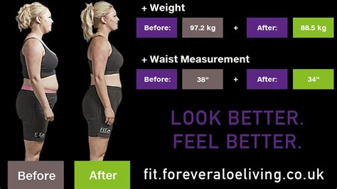 Clean 9 Detox Results by Clean 9 Cleanse 9 Forever Living Fit Challenge