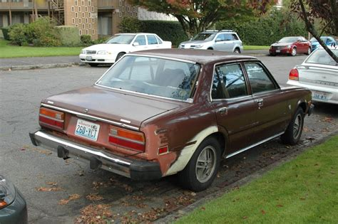 1977 Toyota Corona Parked Cars 1977 Toyota Corona Luxury Edition