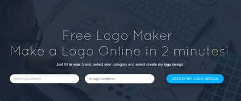 free logo design in minutes the logo maker that helps business to create their logo