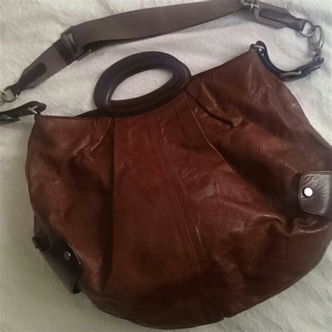 Marni Balloon Tote 70 marni handbags marni brown leather balloon